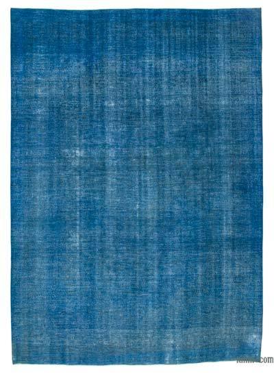 Alfombra Turca Vintage Sobre-teñida  - 286 cm x 405 cm