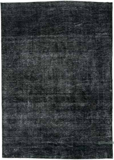 "Over-dyed Vintage Hand-knotted Oriental Rug - 9'6"" x 13'5"" (114 in. x 161 in.)"