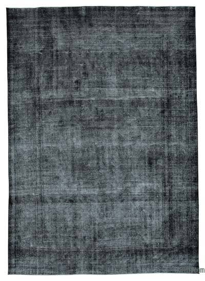 "Over-dyed Vintage Hand-knotted Oriental Rug - 8' 10"" x 12' 7"" (106 in. x 151 in.)"