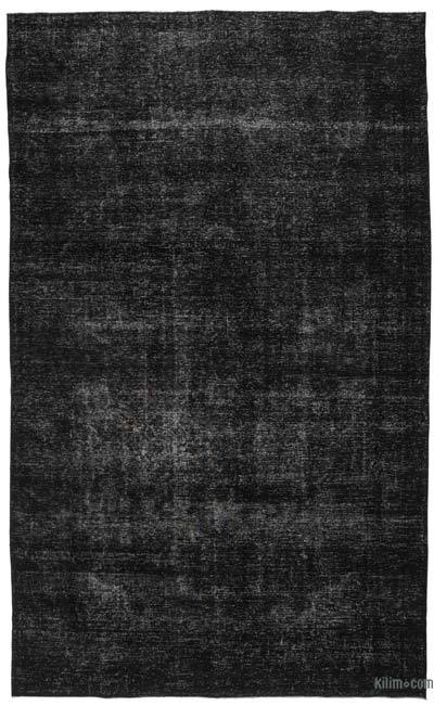 "Over-dyed Vintage Hand-knotted Oriental Rug - 9'6"" x 15'10"" (114 in. x 190 in.)"
