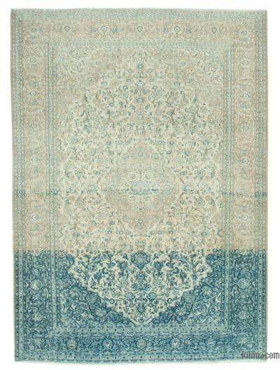 "Vintage Hand-knotted Oriental Rug - 8' 8"" x 11' 11"" (104 in. x 143 in.)"