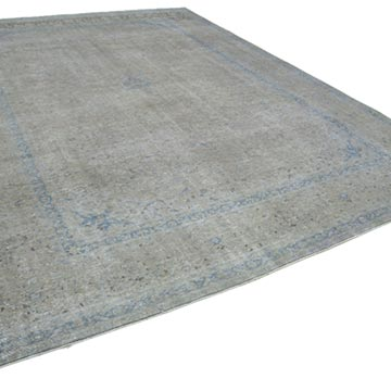 """Vintage Hand-Knotted Oriental Rug - 9' 7"""" x 12' 11"""" (115 in. x 155 in.) - K0041264"""