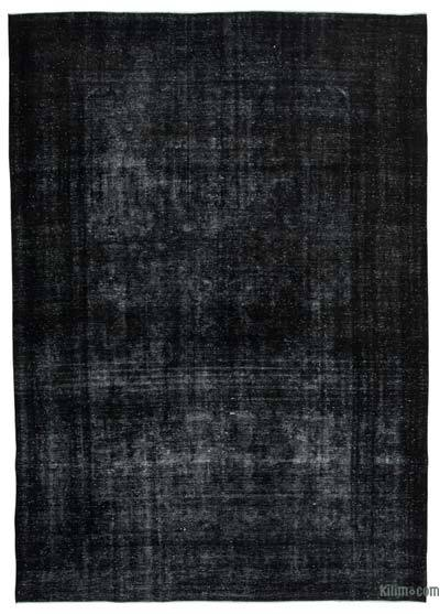 "Over-dyed Vintage Hand-knotted Oriental Rug - 9' 6"" x 13' 3"" (114 in. x 159 in.)"