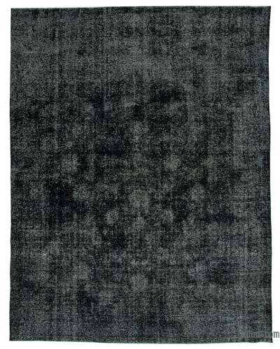 "Over-dyed Vintage Hand-knotted Oriental Rug - 9'11"" x 12'7"" (119 in. x 151 in.)"