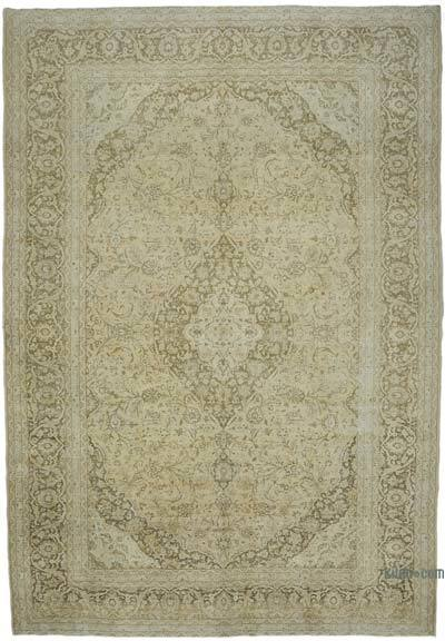"Vintage Hand-knotted Oriental Rug - 9' 10"" x 14' 4"" (118 in. x 172 in.)"