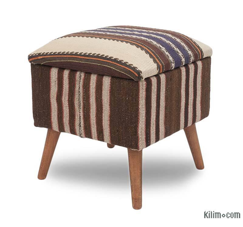 Kilim Stool - K0042500