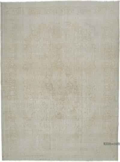 Büyük Boy El Dokuma Vintage Halı - 290 cm x 388 cm