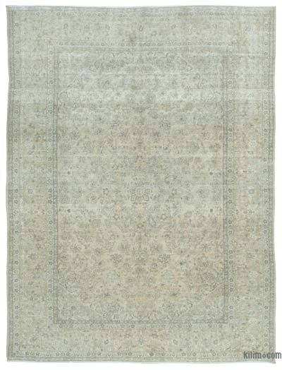 "Vintage Hand-knotted Oriental Rug - 9'8"" x 13' (116 in. x 156 in.)"