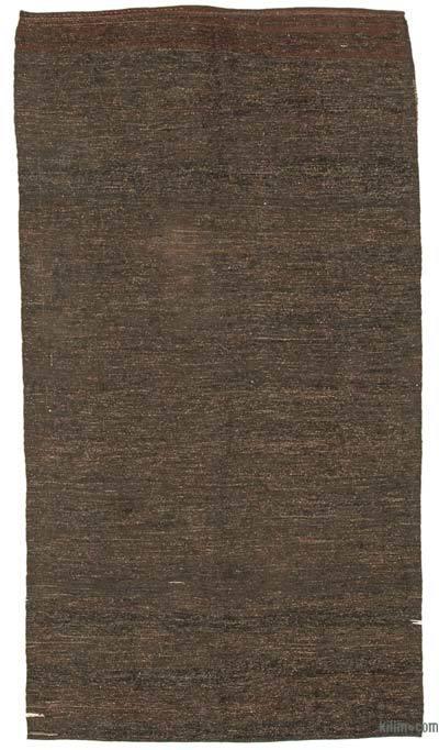 "Vintage Anatolian Kilim Rug - 5' 5"" x 9' 10"" (65 in. x 118 in.)"