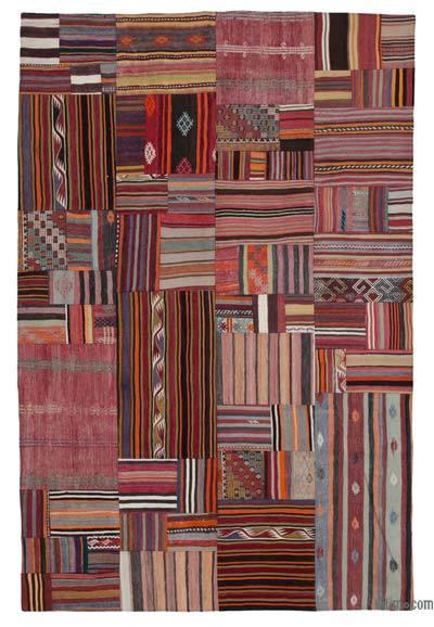 Patchwork Kilim - 201 cm x 301 cm