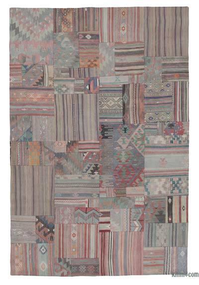 Patchwork Kilim - 202 cm x 302 cm