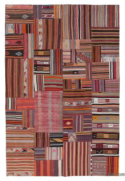 Patchwork Kilim - 201 cm x 300 cm