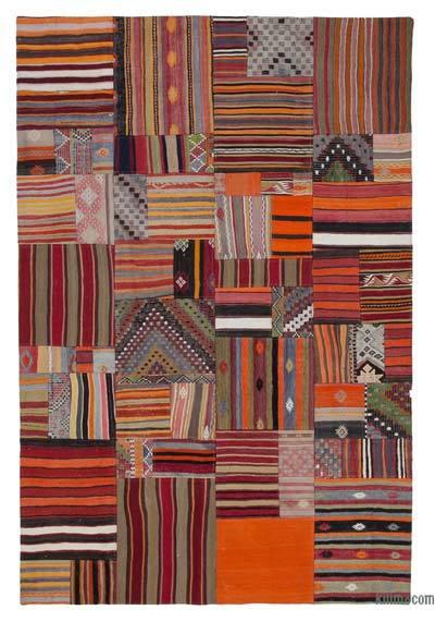 Patchwork Kilim - 200 cm x 300 cm