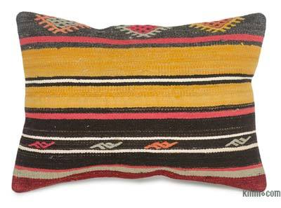 "Kilim Pillow Cover - 1' 8"" x 1' 2"" (20 in. x 14 in.)"