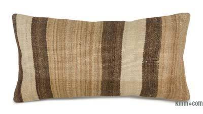 Kilim Yastık Kılıfı - 60 cm x 31 cm