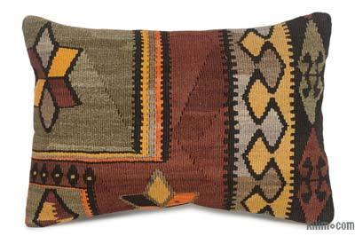 Funda de Almohada Kilim  - 51 cm x 35 cm
