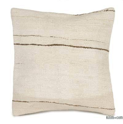 "Kilim Pillow Cover - 1'7"" x 1'7"" (19 in. x 19 in.)"