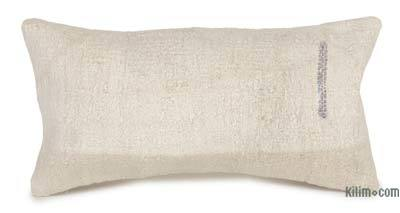 """Kilim Pillow Cover - 2'1"""" x 1' (25 in. x 12 in.)"""