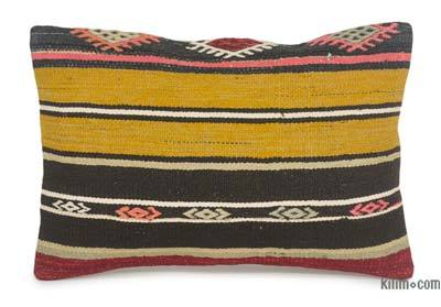 "Kilim Pillow Cover - 1' 7"" x 1' 1"" (19 in. x 13 in.)"