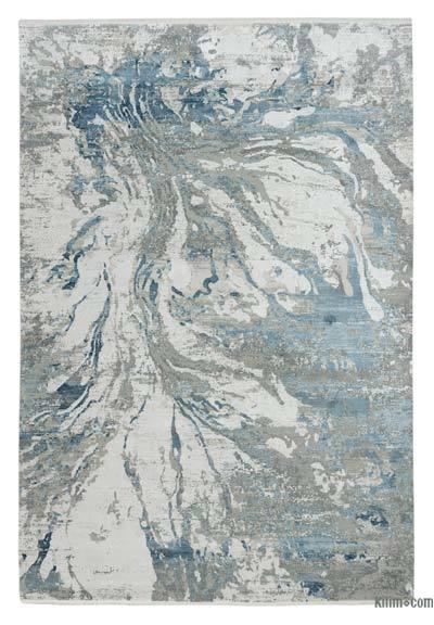 Alfombra de Área Abstracta - 200 cm x 290 cm