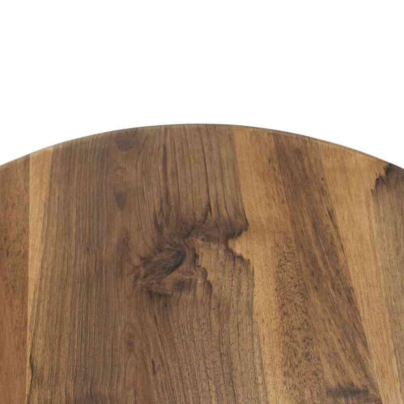 Mid Century Modern Style Walnut Side Table - K0043270