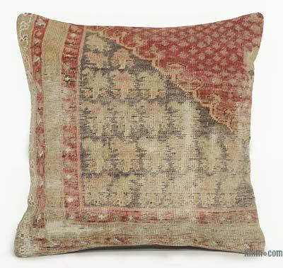 """Turkish Pillow Cover - 1'8"""" x 1'8"""" (20 in. x 20 in.)"""