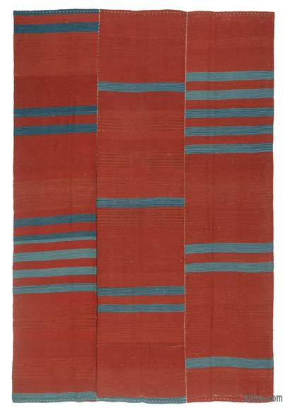 "New Handwoven Turkish Kilim Rug - 8'  x 12' 4"" (96 in. x 148 in.)"