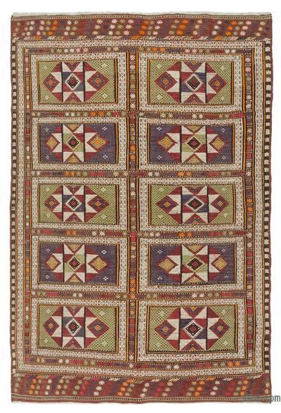 Alfombra 'Zili' de Fethiye Vintage