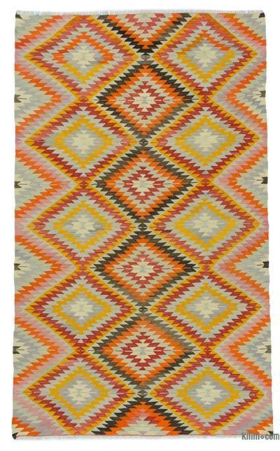 Alfombra Vintage Antalya Kilim - 178 cm x 301 cm