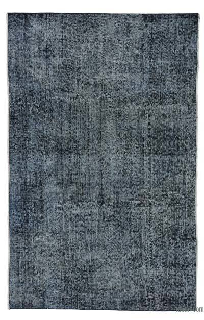 "Over-dyed Turkish Vintage Rug - 3'7"" x 5'9"" (43 in. x 69 in.)"