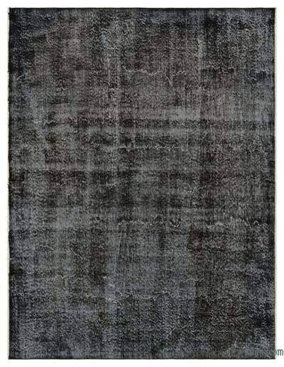 "Over-dyed Turkish Vintage Rug - 5'5"" x 6'10"" (65 in. x 82 in.)"