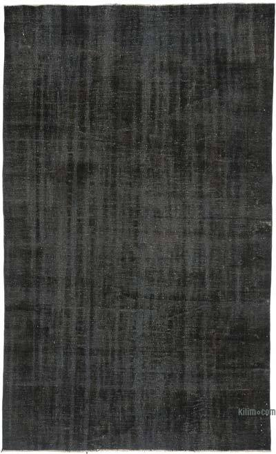 "Over-dyed Turkish Vintage Rug - 5' 2"" x 8' 8"" (62 in. x 104 in.)"