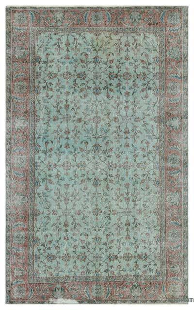 "Turkish Vintage Rug - 5'  x 8' 1"" (60 in. x 97 in.)"