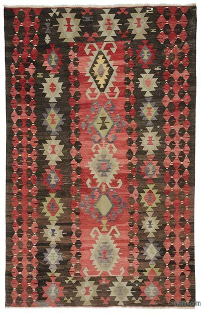 Alfombra Vintage Esme Kilim - 193 cm x 296 cm