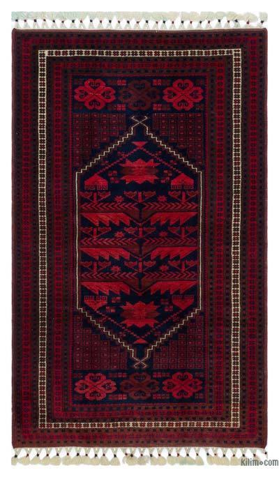 Alfombra Turca Vintage - 104 cm x 176 cm