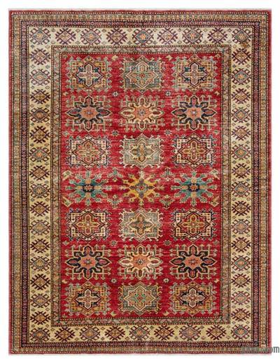 "Turkish Vintage Area Rug - 4'10"" x 6'4"" (58 in. x 76 in.)"