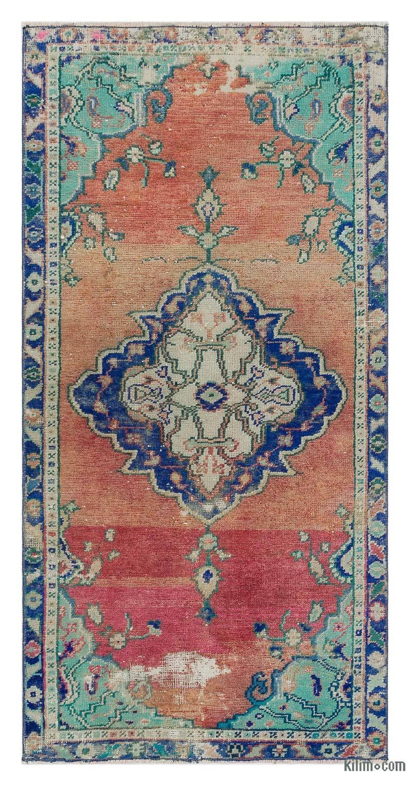 K0044673 Turkish Vintage Area Rug 2 6