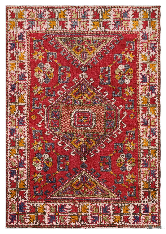 K0044712 Turkish Vintage Area Rug 4 2