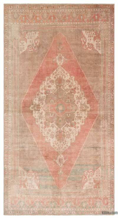 Alfombra Turca Vintage - 143 cm x 265 cm