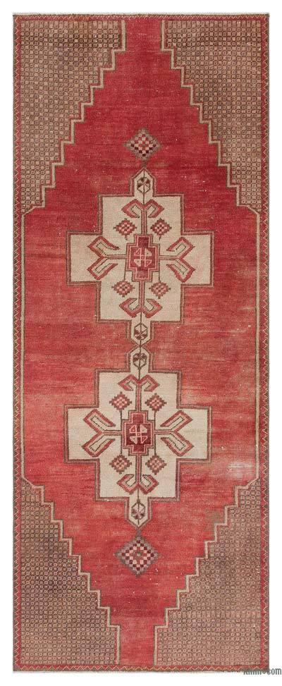 Vintage Anadolu Yolluk - 93 cm x 240 cm