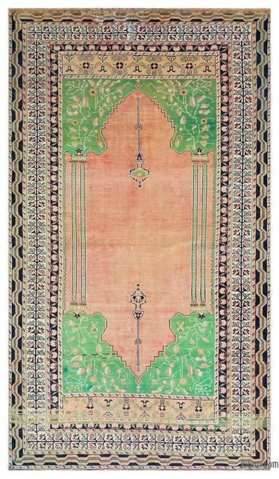 Alfombra Turca Vintage - 152 cm x 258 cm