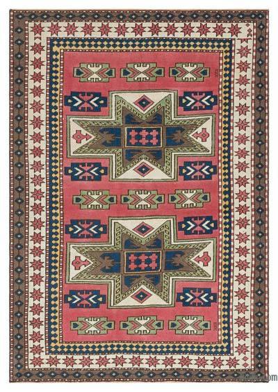 Alfombra Turca Vintage - 134 cm x 194 cm