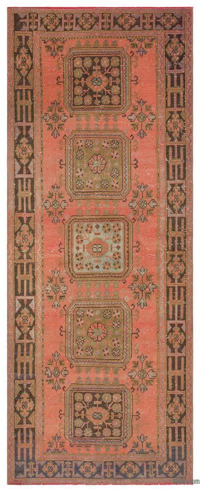 Vintage Anadolu Yolluk - 131 cm x 315 cm