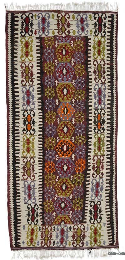 Alfombra Vintage Antalya Kilim