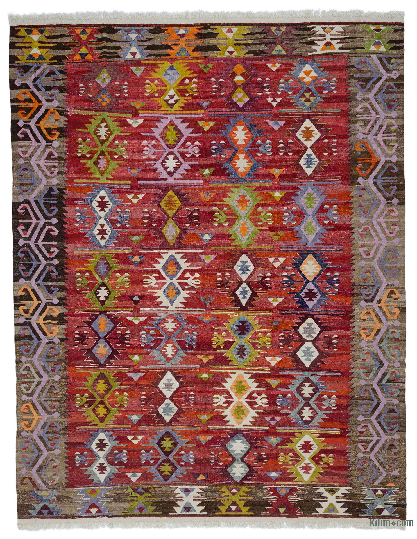 Multicolor New Turkish Kilim Rug