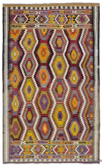 Alfombra Vintage Antalya Kilim - 146 cm x 239 cm