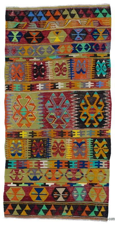 Vintage Çal Kilimi