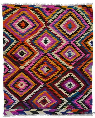 Alfombra Vintage Kilim Turca