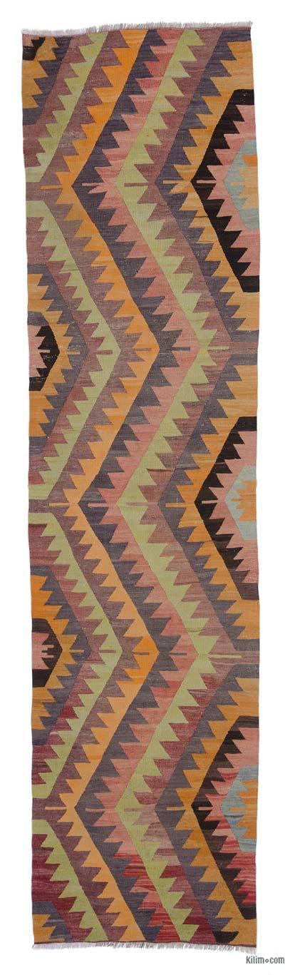 Konya Kilim Yolluk - 85 cm x 338 cm