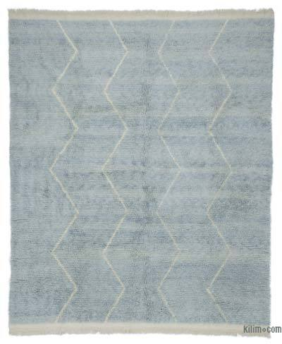 "New Turkish Tulu Rug - 9'5"" x 11'6"" (113 in. x 138 in.)"